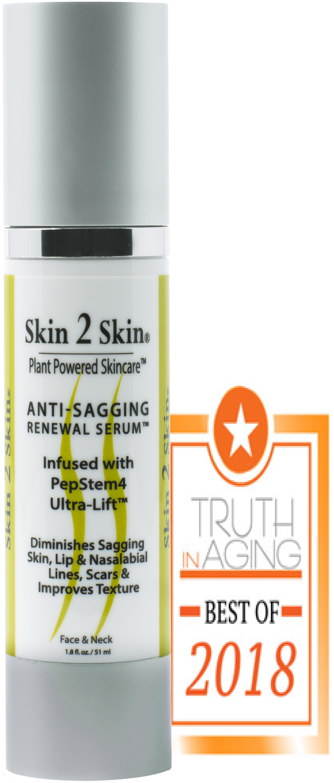 Skin 2 Skin Anti-Sagging Renewal Serum 2018 Best Serum for Firming Skin